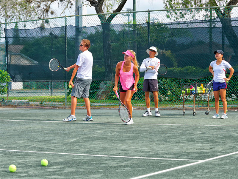 90° Junior Development Tennis Program
