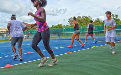 Physical Conditioning and Junior Tennis
