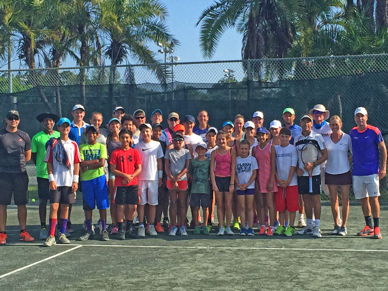 Sarasota Summer Tennis