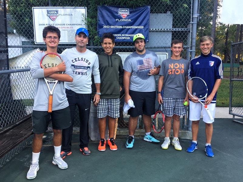 Gainesville Fall L6 Tournament