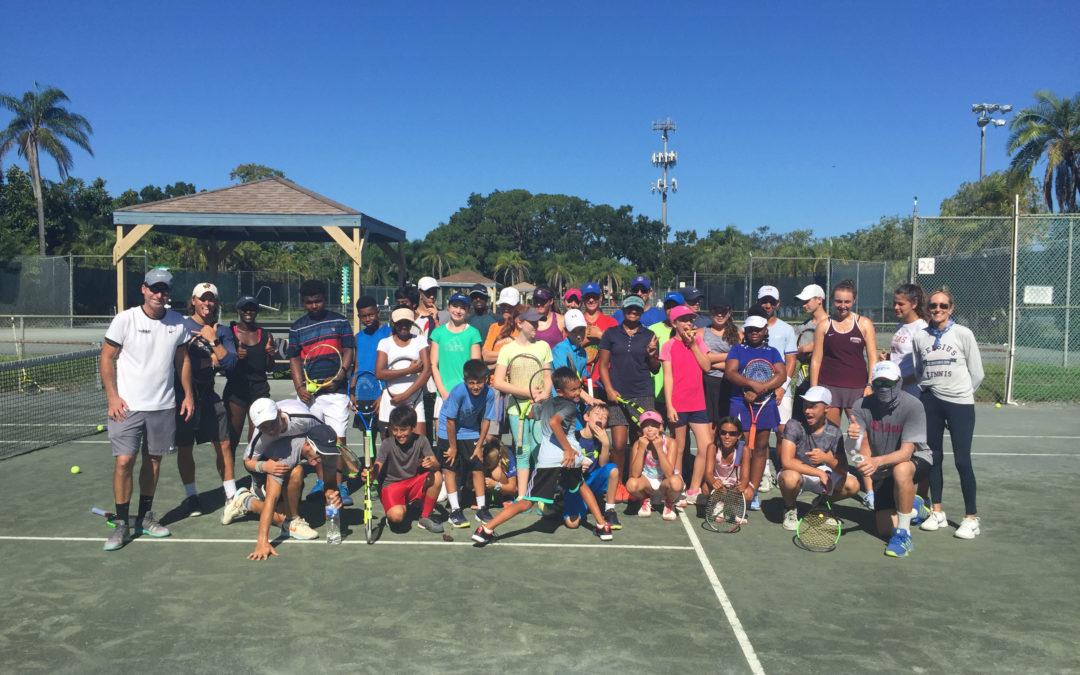 Welcome BVI Tennis Association
