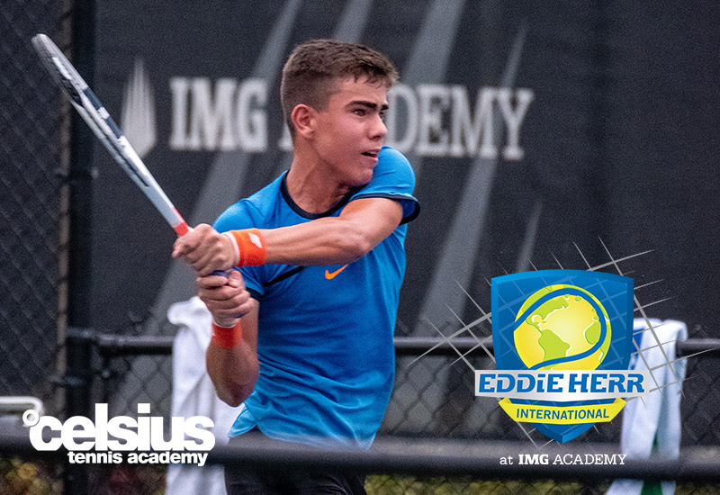 2018 Eddie Herr International
