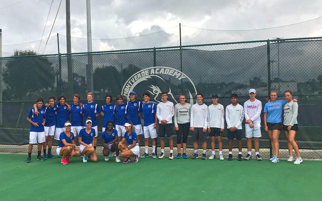 Celsius Dual Match vs. Monteverde Academy