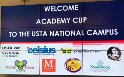2018 USTA Academy Cup