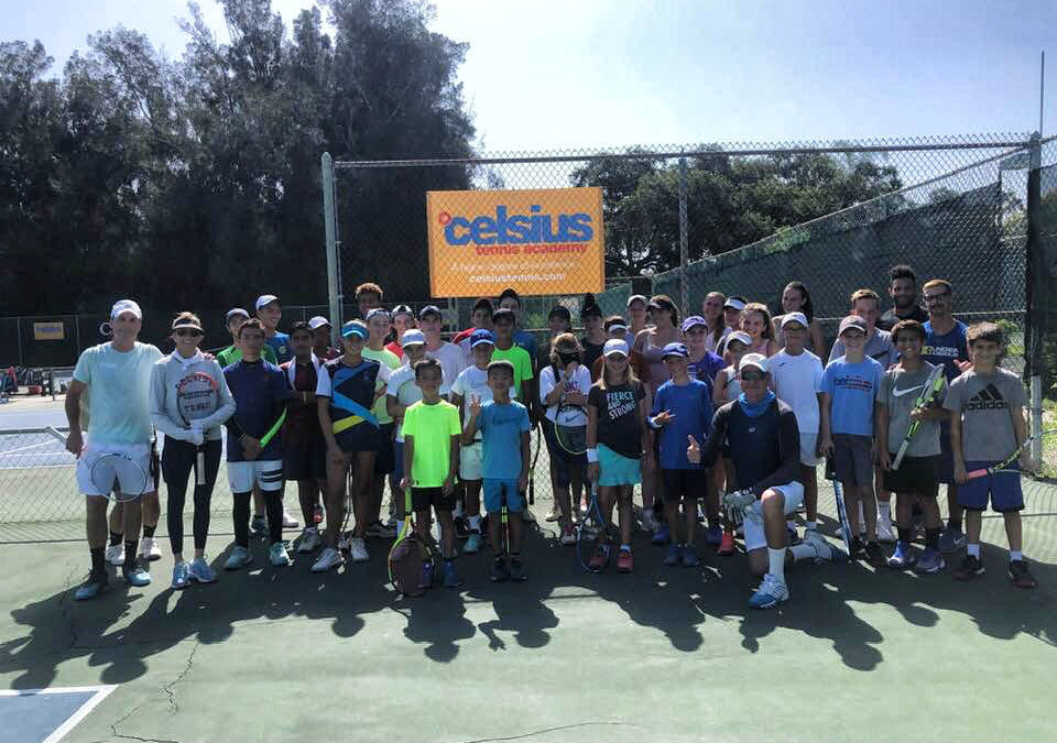 Thanks for the great summer tennis